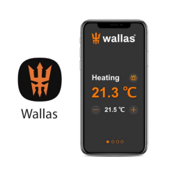 WALLAS APP (IOS & Android)